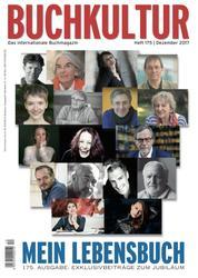 Magazin Buchkultur 175 - Das internationale Buchmagazin