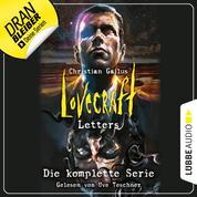 Lovecraft Letters - Die komplette Serie, Folge 1-8 (Ungekürzt)
