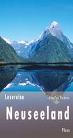 Joscha Remus: Lesereise Neuseeland