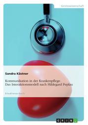 Kommunikation in der Krankenpflege. Das Interaktionsmodell nach Hildegard Peplau