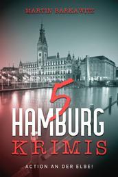 5 Hamburg Krimis - Action an der Elbe!