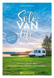SoloVan - Mut zum Alleinreisen mit dem Wohnmobil