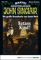 Jason Dark: John Sinclair - Folge 1169 ★★★★