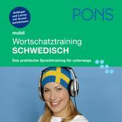 PONS mobil Wortschatztraining Schwedisch - Für Anfänger - das praktische Wortschatztraining für unterwegs