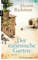 Alyson Richman: Der italienische Garten ★★★★