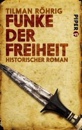 Funke der Freiheit - Historischer Roman