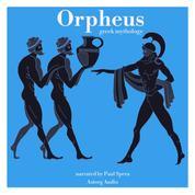 Orpheus, greek mythology