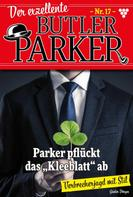 Günter Dönges: Der exzellente Butler Parker 17 – Kriminalroman ★★★★