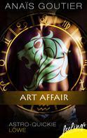Anaïs Goutier: Art Affair ★★★★