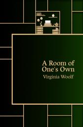 A Room of One's Own (Hero Classics)