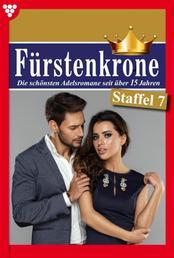 Fürstenkrone Staffel 7 – Adelsroman - E-Book 61-70