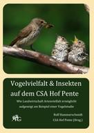 Rolf Hammerschmidt: Vogelvielfalt & Insekten auf dem CSA Hof Pente