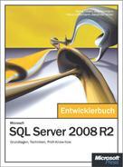 Georg Urban: Microsoft SQL Server 2008 R2 - Das Entwicklerbuch