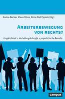 Karina Becker: Arbeiterbewegung von rechts? ★★★