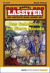 Lassiter - Folge 2204 - Das Geheimnis der Sierra Nevada