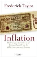 Frederick Taylor: Inflation ★★★★★