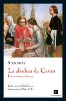 Henry Beyle Stendhal: La abadesa de Castro