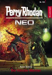Perry Rhodan Neo 159: Der falsche Meister - Staffel: Die zweite Insel