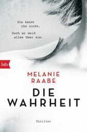 DIE WAHRHEIT - Thriller