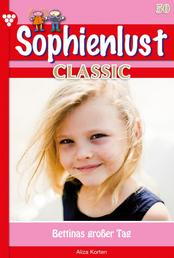 Sophienlust Classic 50 – Familienroman - Bettinas großer Tag