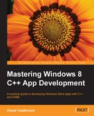 Pavel Yosifovich: Mastering Windows 8 C++ App Development