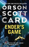 Orson Scott Card: Ender's Game ★★★★★