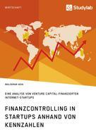 Waldemar Hein: Finanzcontrolling in StartUps anhand von Kennzahlen