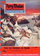 William Voltz: Perry Rhodan 273: Unter den Gletschern von Nevada ★★★★