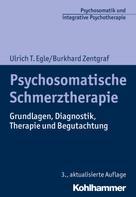 Ulrich T. Egle: Psychosomatische Schmerztherapie
