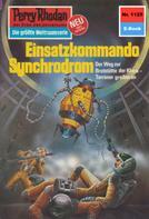 H.G. Francis: Perry Rhodan 1125: Einsatzkommando Synchrodrom ★★★★★