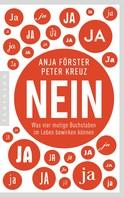 Anja Förster: NEIN ★★★★