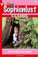 Judith Parker: Sophienlust Classic 59 – Familienroman