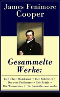 James Fenimore Cooper: Gesammelte Werke