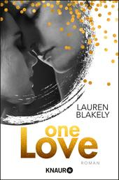 One Love - Roman