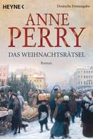 Anne Perry: Das Weihnachtsrätsel ★★★★