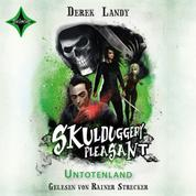 Skulduggery Pleasant, Folge 13: Untotenland
