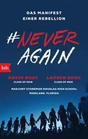 David Hogg: #NEVER AGAIN ★★★★★
