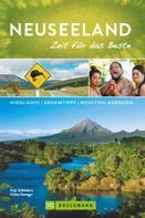 Anja Schönborn: Bruckmann Reiseführer Neuseeland: Zeit für das Beste