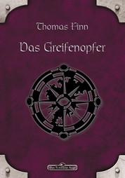 DSA 62: Das Greifenopfer - Das Schwarze Auge Roman Nr. 62