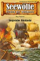 Roy Palmer: Seewölfe - Piraten der Weltmeere 298 ★★★★
