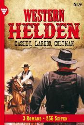 Western Helden Band 9 – Erotik Western - Cassidy, Laredo, Coltman