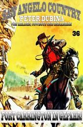 Fort Carrington in Gefahr! - Cassiopeiapress Western Serie/ Edition Bärenklau