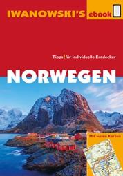 Norwegen - Reiseführer von Iwanowski - Individualreiseführer mit vielen Detailkarten und Karten-Download