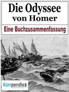 Alessandro Dallmann: Die Odyssee von Homer