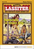 Jack Slade: Lassiter - Folge 2148 ★★★★