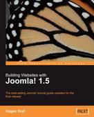 Hagen Graf: Building Websites with Joomla! 1.5