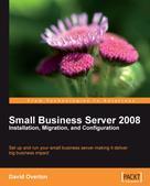 David Overton: Small Business Server 2008