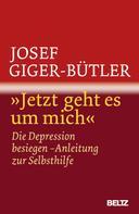 Josef Giger-Bütler: »Jetzt geht es um mich« ★★★★