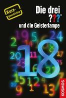Kari Erlhoff: Die drei ??? und die Geisterlampe (drei Fragezeichen) ★★★★