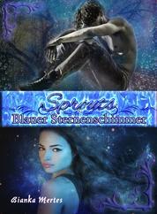Sprouts - Blauer Sternenschimmer